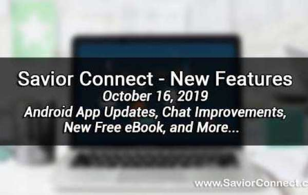October 16, 2019 - New Free eBook and Features