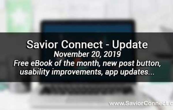 November 20, 2019 - New Free eBook and Updates