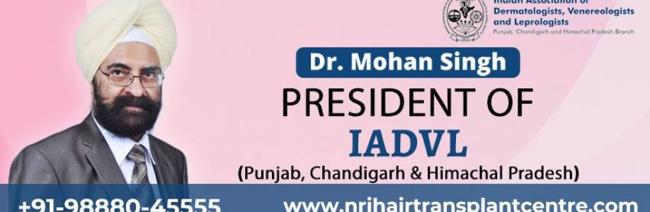 Dr Mohan Singh Cover Image