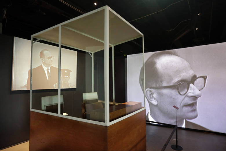 This Week in Israeli History: Operation Finale - The Capture of Eichmann   United with Israel
