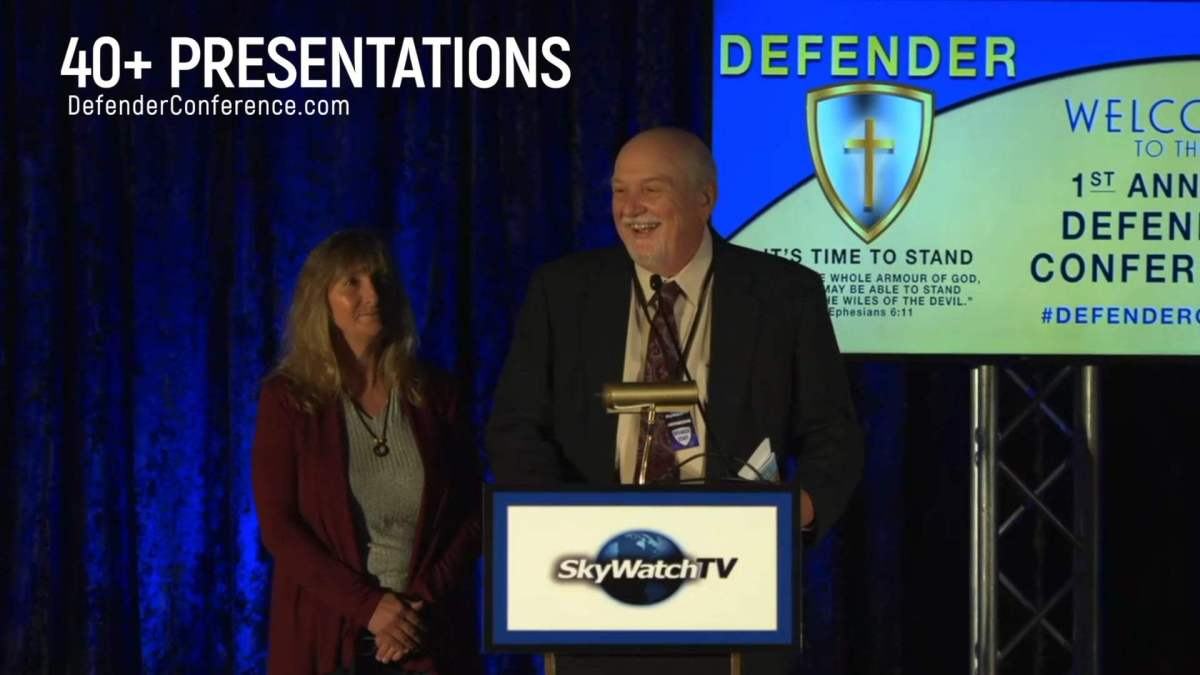 IMPORTANT ANNOUNCEMENT AS 31 GLOBAL EXPERTS GATHER FOR 2020 DEFENDER VIRTUAL CONFERENCE--WATCH NOW! » SkyWatchTV