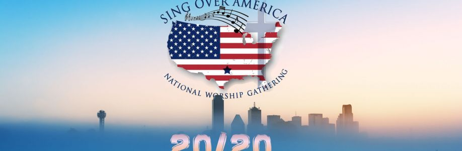 Sing Over America - With Don Moen, Paul Wilbur, Terry MacAlmon and others! Cover Image