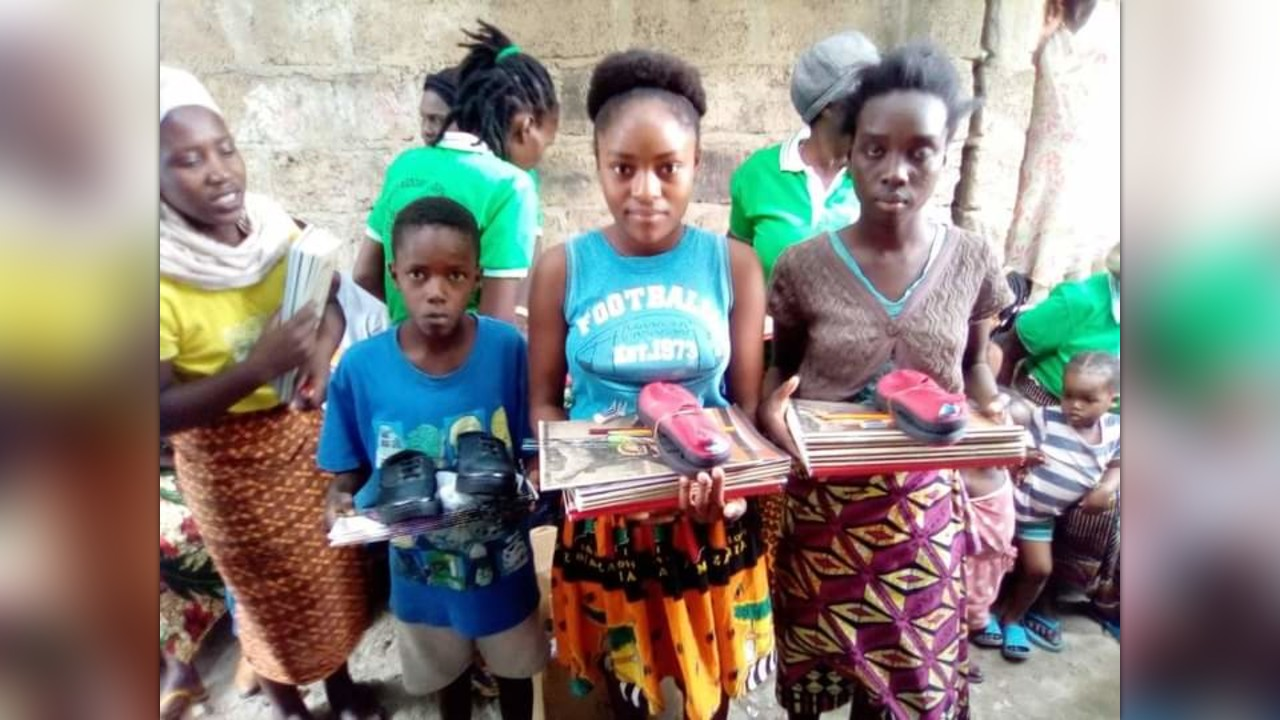 ORPHANS BACK TO SCHOOL CAMPAIGN by Tebuho Mulala Foundation