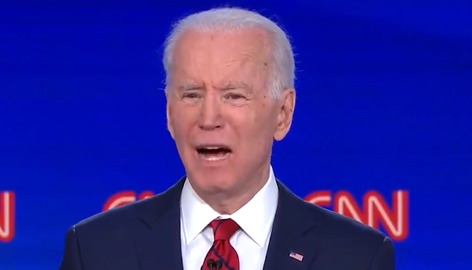 """Joe Biden Calls Killing Babies in Abortions """"Essential Health Care That Cannot be Delayed""""  